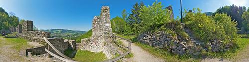 Burgruine Scharnstein