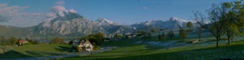Traunstein Gigapixel Panorama